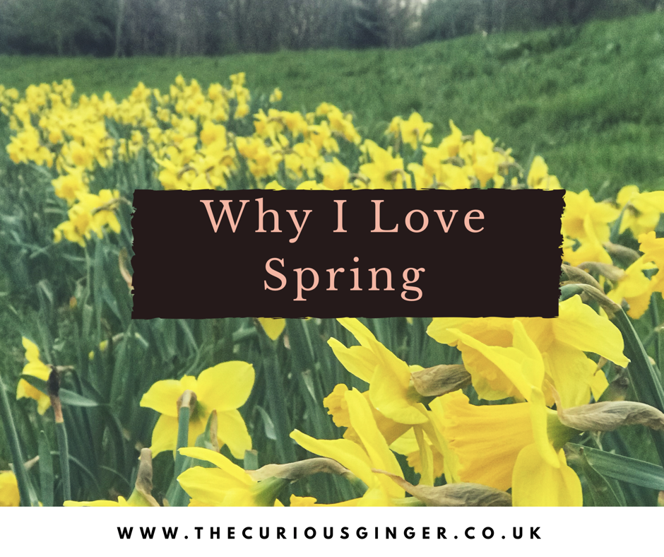 Why I Love Spring // Lifestyle