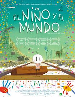 O Menino e o Mundo (El niño y el mundo) (2013)