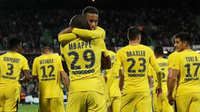 'PSG Merusak Harga Pasar dengan Transfer Mbappe-Neymar'