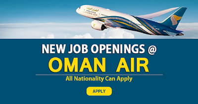 Jobs At Oman Air