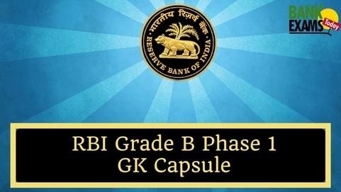 RBI Grade B Course