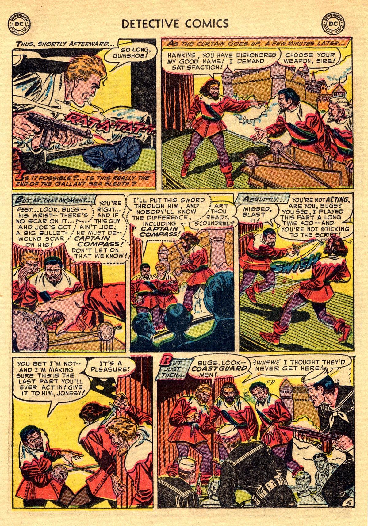 Read online Detective Comics (1937) comic -  Issue #203 - 29