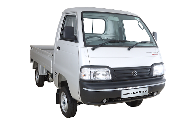 Maruti Suzuki Super Carry India Launch