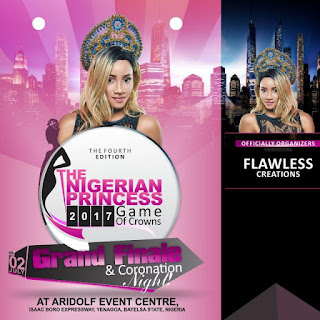 The Nigerian Princess Beauty Pageant by Flawless Creation