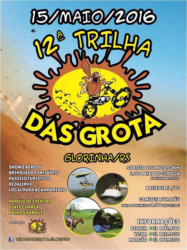 Glorinha-RS, 15 Maio 16