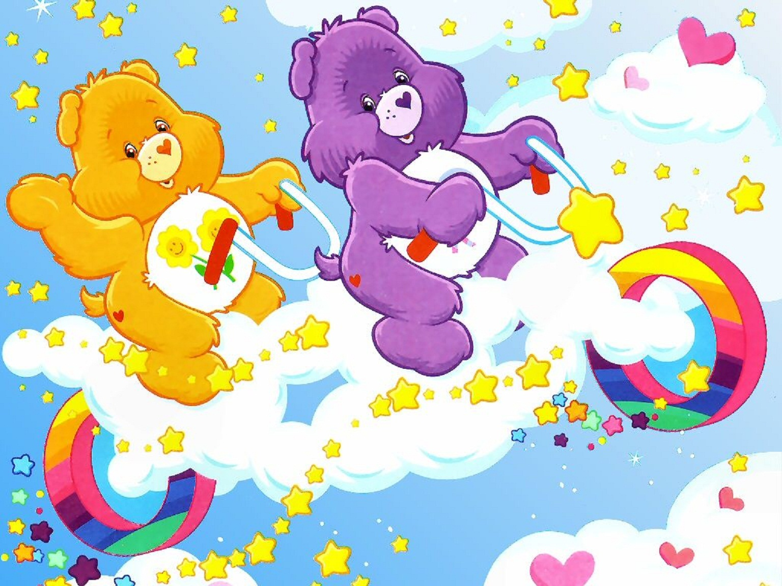 Disney hd wallpapers care bears hd wallpapers - Care bears wallpaper ...