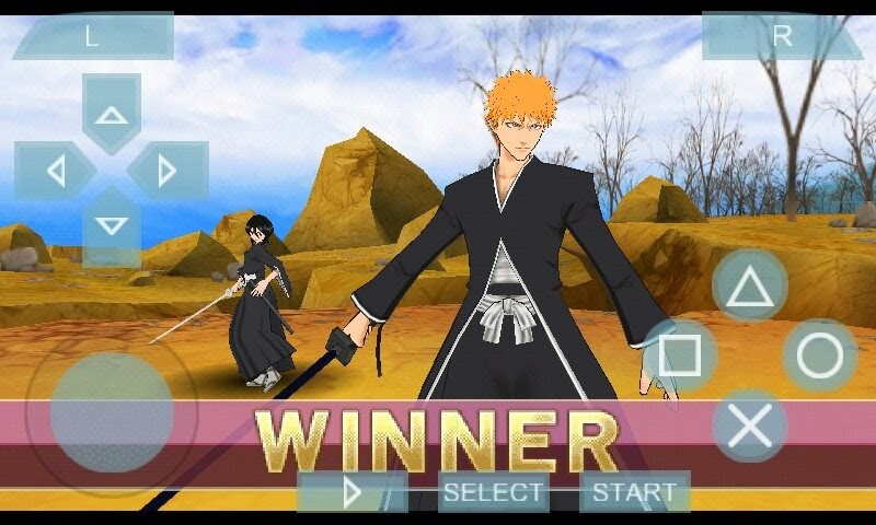 bleach heat the soul 7 psp iso cso