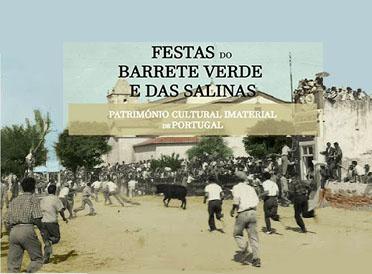 Câmara Municipal de Alcochete e Aposento do Barrete Verde celebram protocolo para a inventariação das Festas do Barrete Verde e das Salinas como Património Cultural Imaterial.