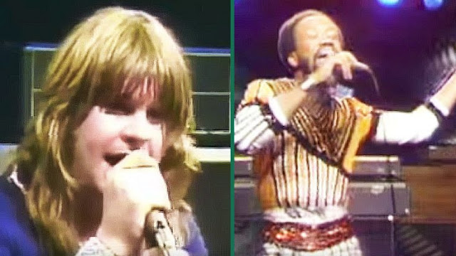 OZZY OSBOURNE,EARTH,WIND & FIRE