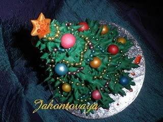 Вкусные Ёлочки для новогоднего стола. Часть 4. Праздничная выпечка, — рецепты и идеи