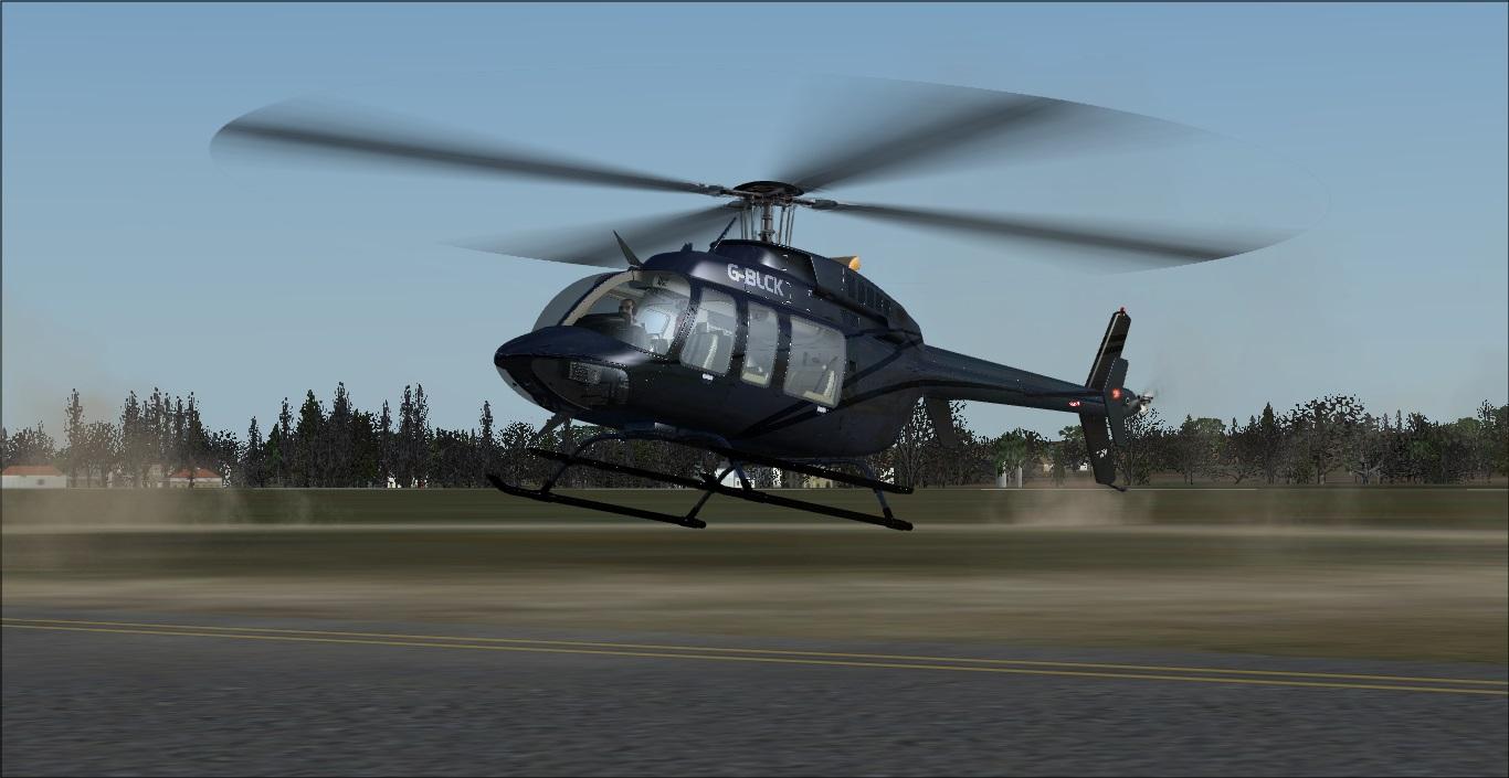 helicoptero r44 para fsx