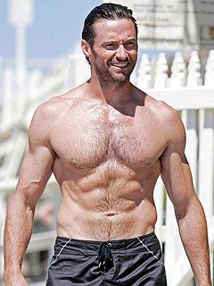 Hugh Jackman Workout Routine Workout Make You Healthy Amp Fit