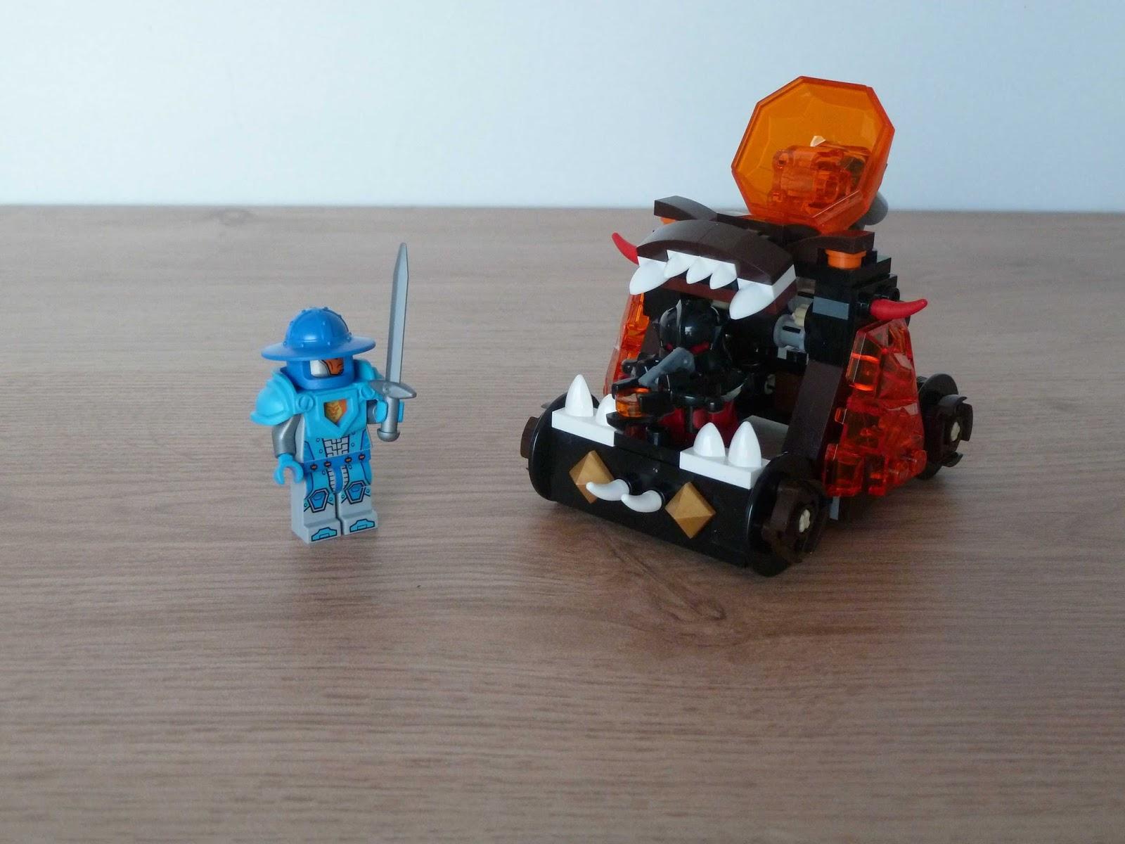 Totobricks Lego 70311 Lego Nexo Knights Chaos Catapult