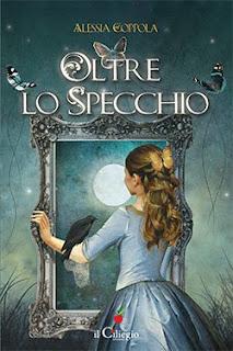 Amore per i libri e non solo oltre lo specchio recensione alessia coppola - Oltre lo specchio ...