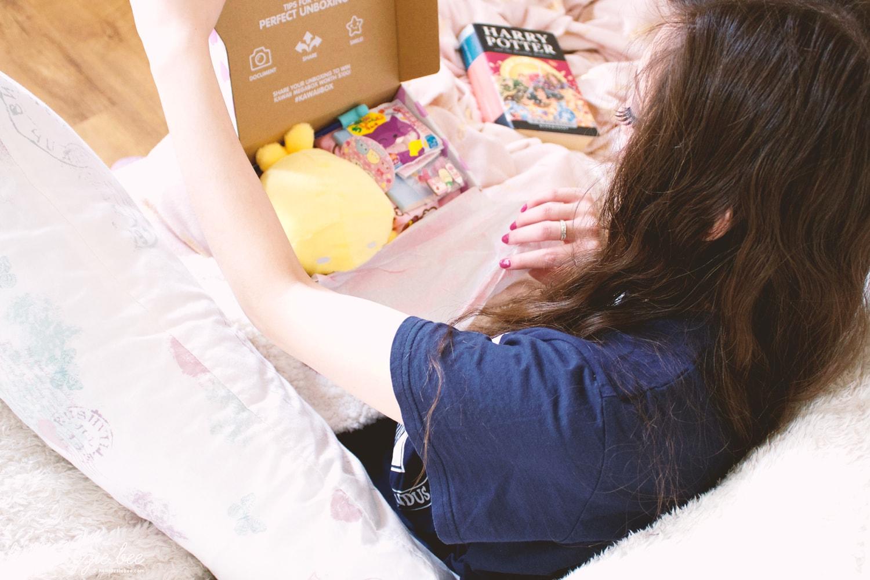 kawaii box, unboxing, review, kawaii review