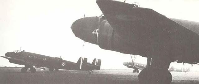 16 February 1941 worldwartwo.filminspector.com Junkers Ju 86 bombers