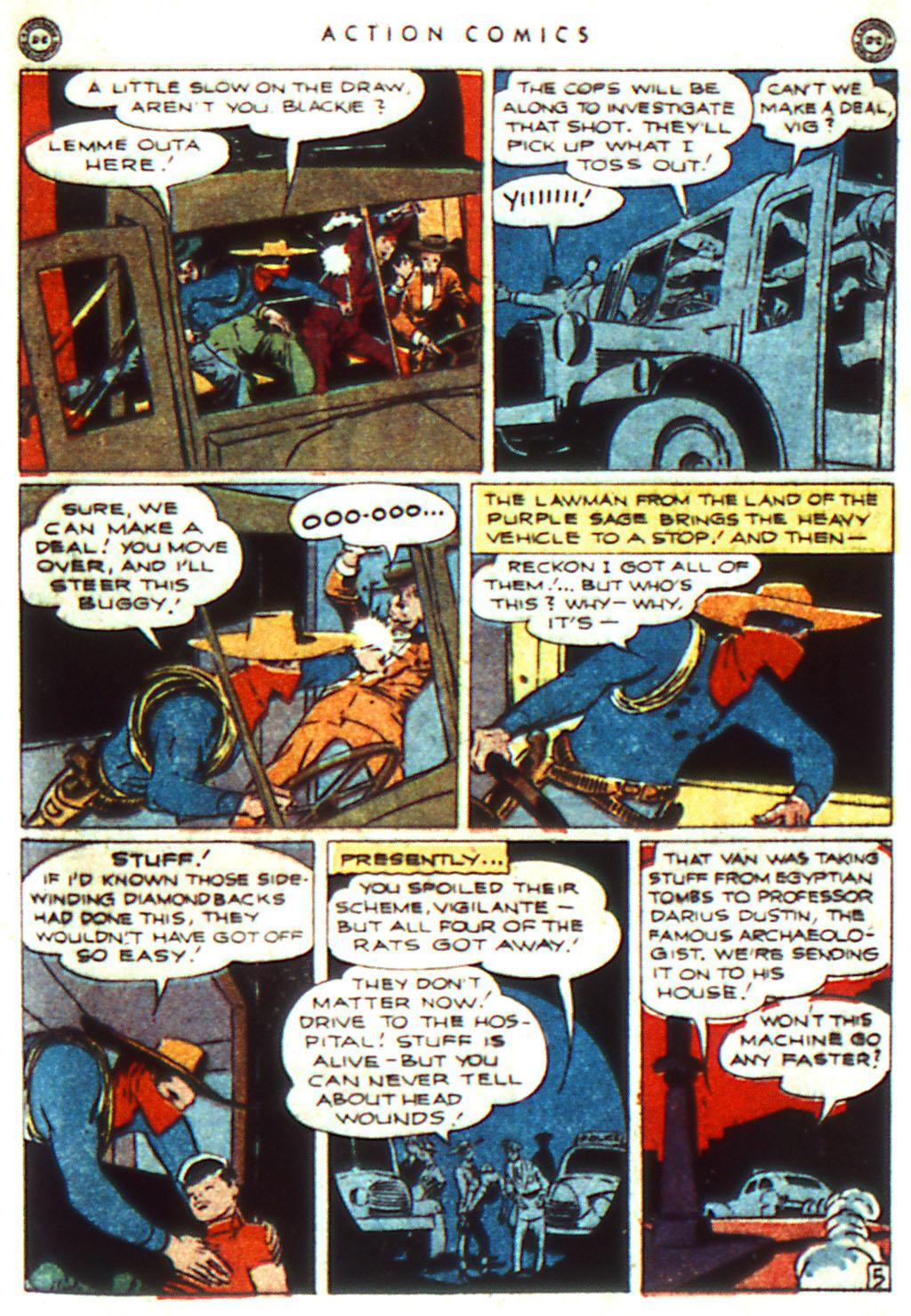 Action Comics (1938) 98 Page 42