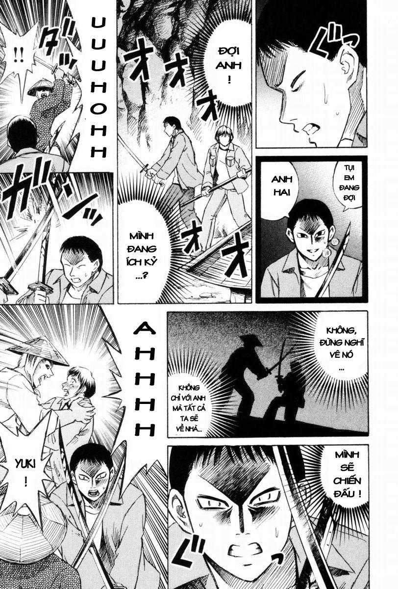 Higanjima chapter 47 trang 17