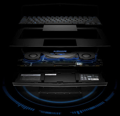 Laptop Dell Alienware 13 R2 New look performance product photo