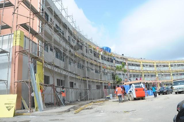 Ministra espera entreguen en 2 meses reconstrucción Maternidad Los Mina