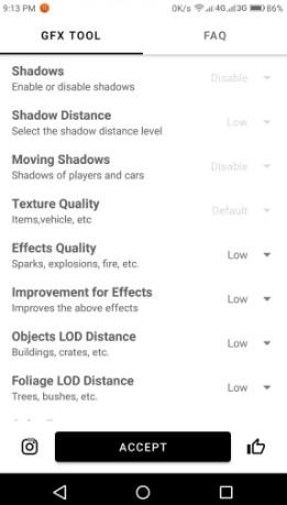 GFX Tool Pubg Mobile için En İyi Ayarlar [2021]!