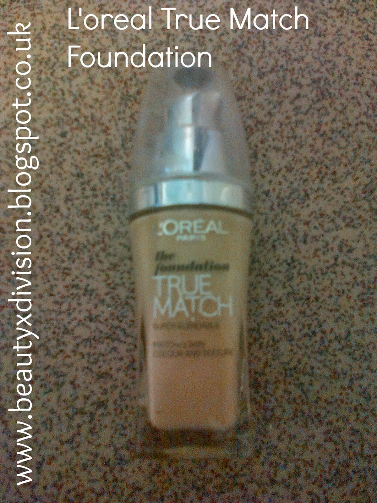 L'oreal True Match Foundation Ivory
