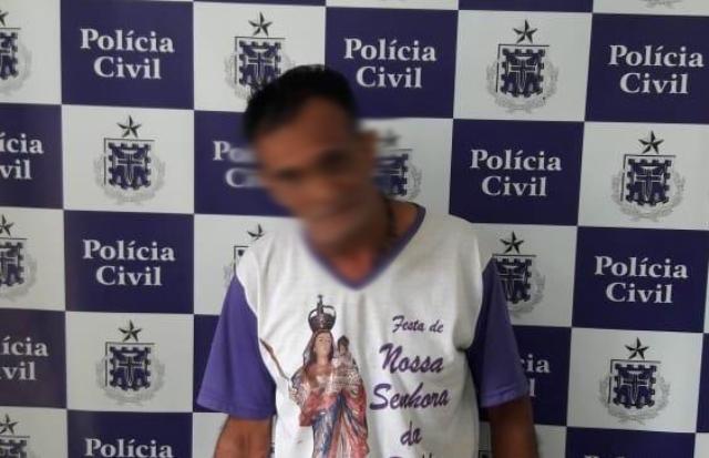 Chapada: Suspeito de abusar de criança de seis anos é preso em Abaíra