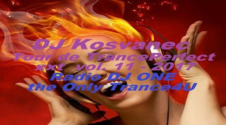 Spring in trance with DJ Kosvanec to the best radio online!