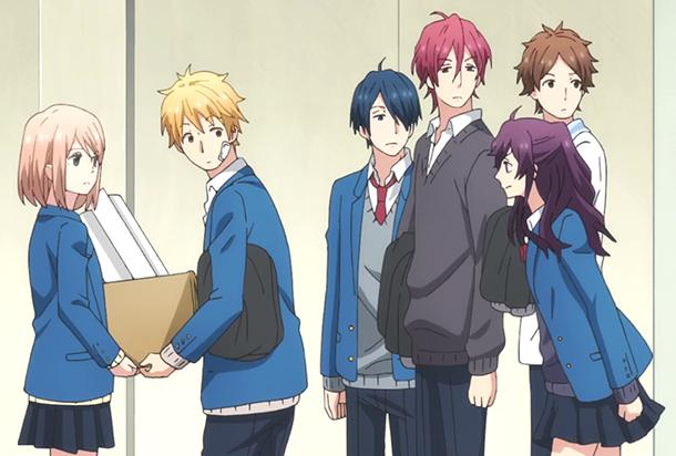 rainbow days Top 25 Anime Romance Yang Harus Kamu Tonton Bersama Pasanganmu di Hari Valentine