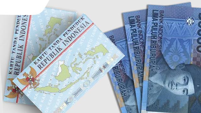 Foto Copy KTP Ditukar Rp 250 Ribu, Jelang Hari Pencoblosan Ditambahi Lagi