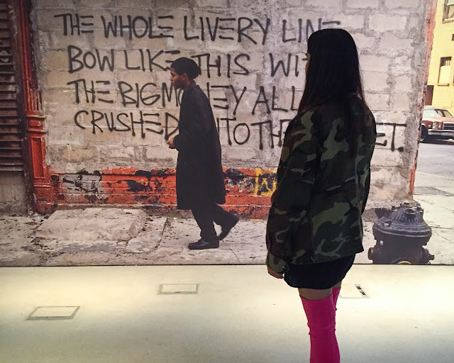 Jean-Michel Basquiat exhibition at The Barbican