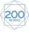 200 Reviews