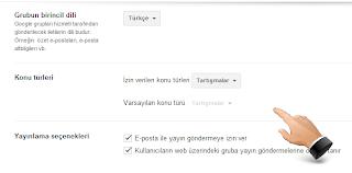 Google Gruplar
