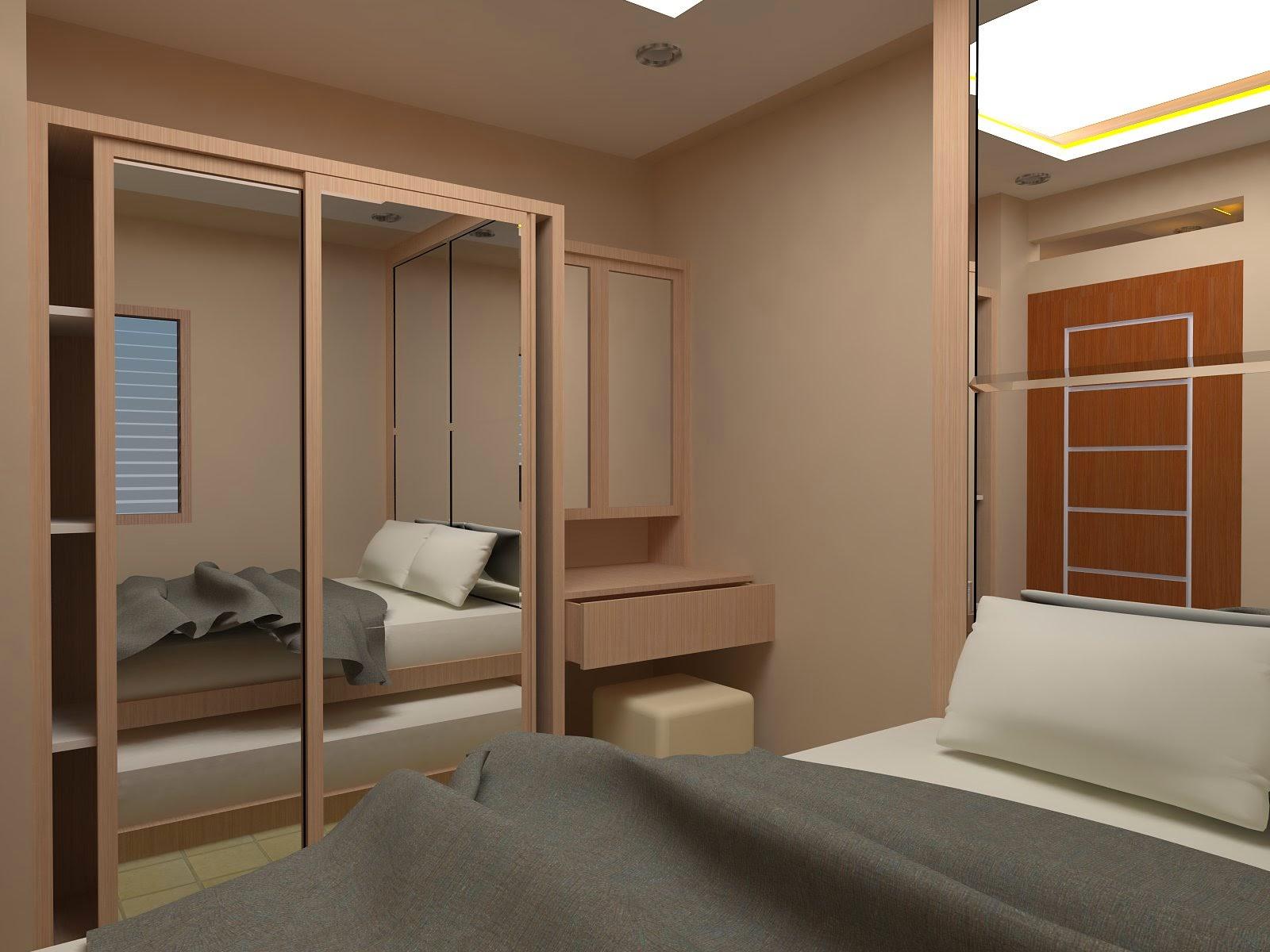 Info apartemen apartemen di bandung design interior for Design apartemen 2 kamar