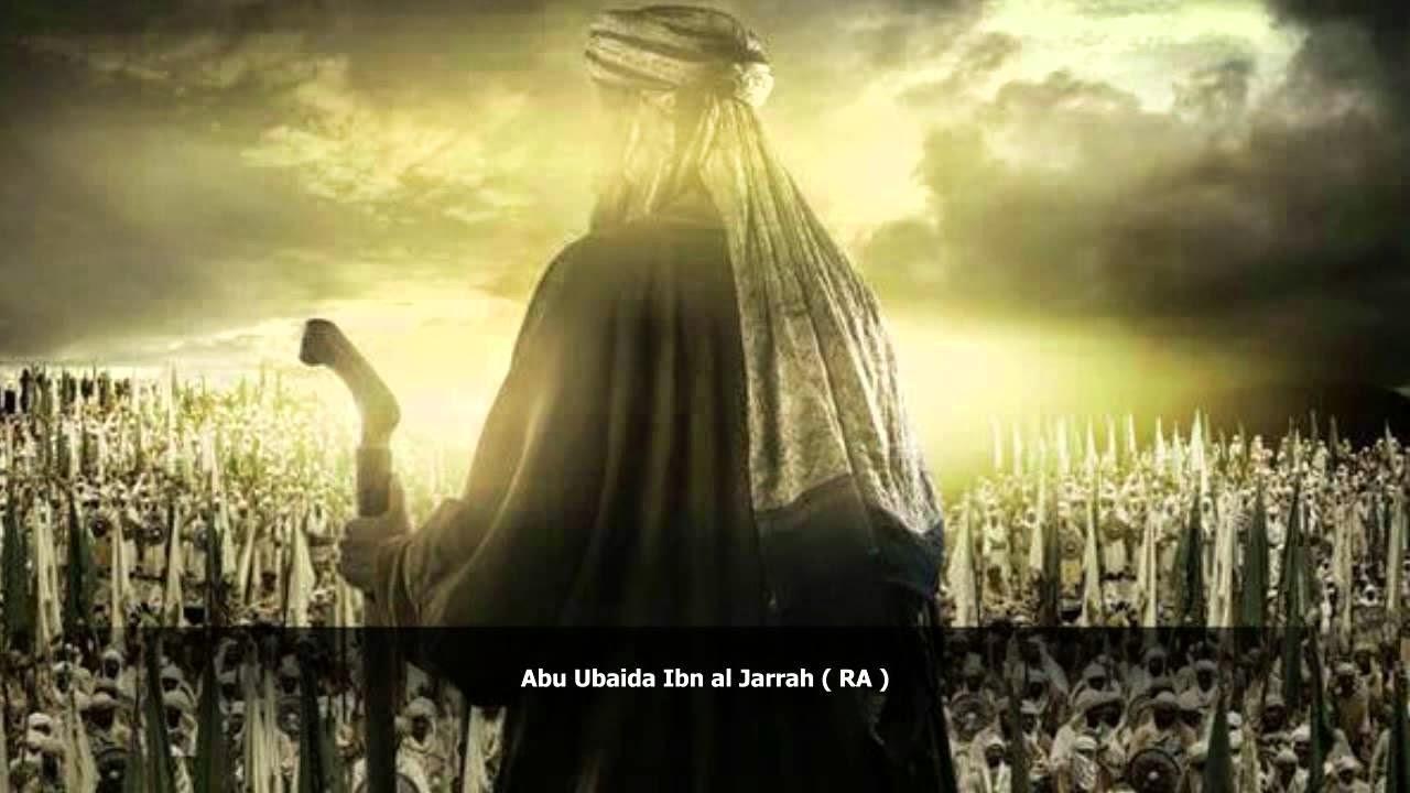 Beliau termasuk orang yang pertama masuk Islam Cerita Sahabat Abu Ubaidah bin Jarrah RA