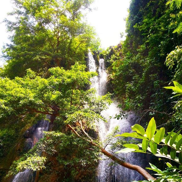 Air Terjun Sri Gethuk, Unik Dan Cantik