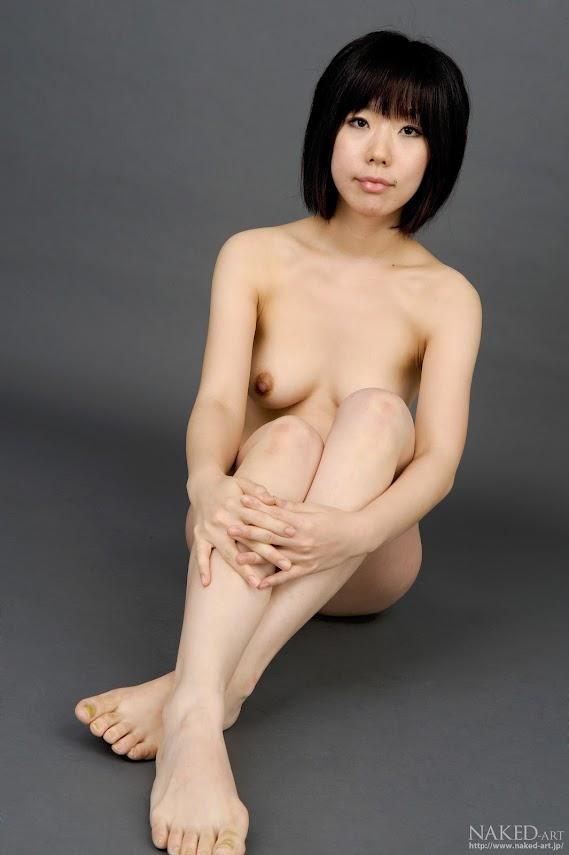 Naked-Art Photo No.00089 Waka Konno 紺野和香 - idols