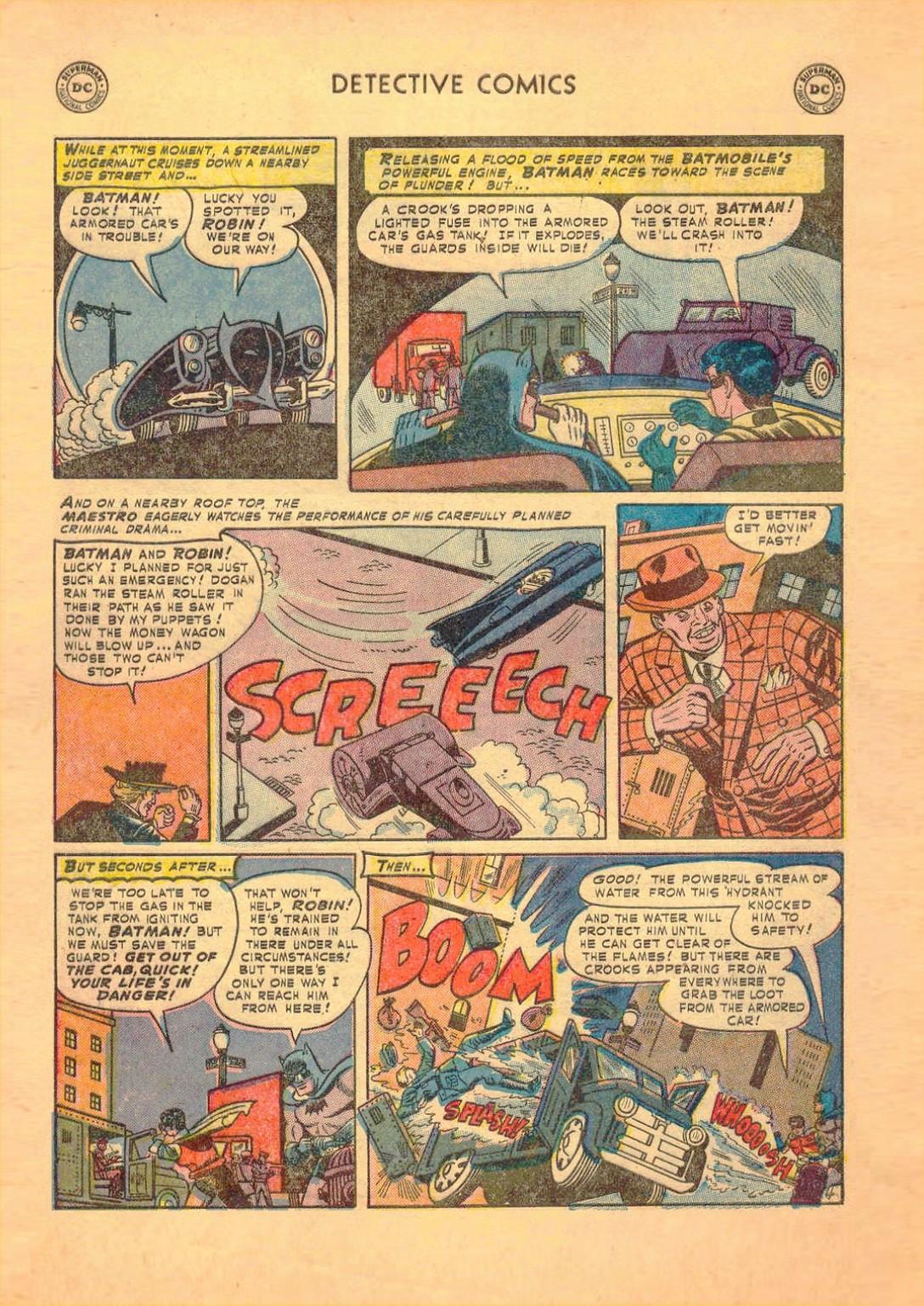 Read online Detective Comics (1937) comic -  Issue #182 - 5