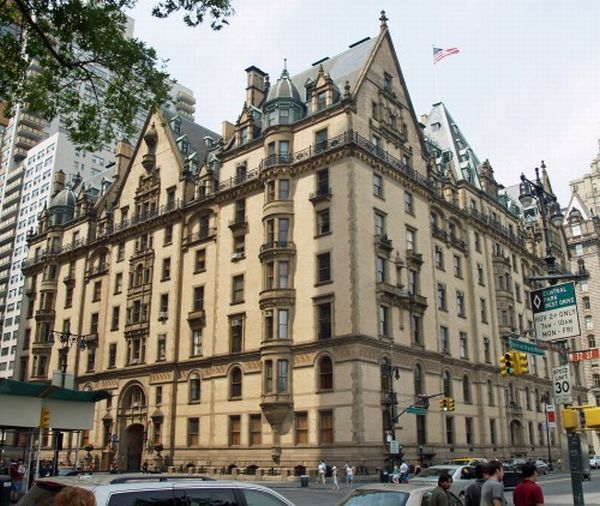 Rosemary's Baby location - The Dakota