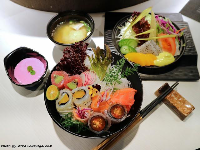 IMG 1475 - 熱血採訪│鯣口鮮板前料理/壽司/外帶,繽紛水果與日式料理結合的創意美食,帶給味蕾不同的驚喜!