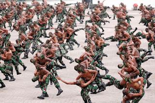 Inilah 5 Pasukan Militer Dengan Pelatihan Paling Ekstrim dan Mengerikan di Dunia