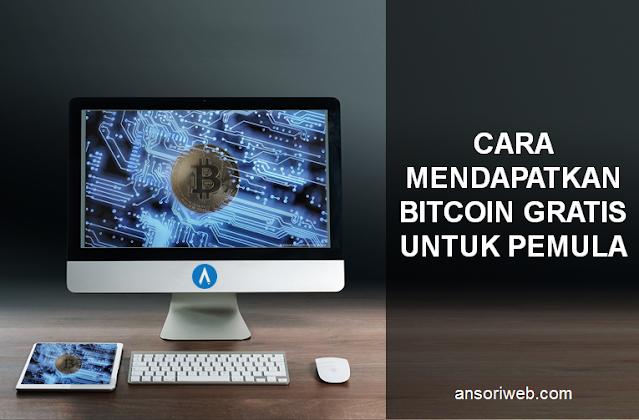 Cara Mendapatkan Bitcoin Gratis untuk Pemula
