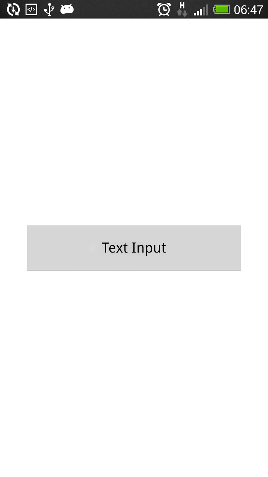 Native looking Android App with Qt | Developer blog - by Jonas Gehring