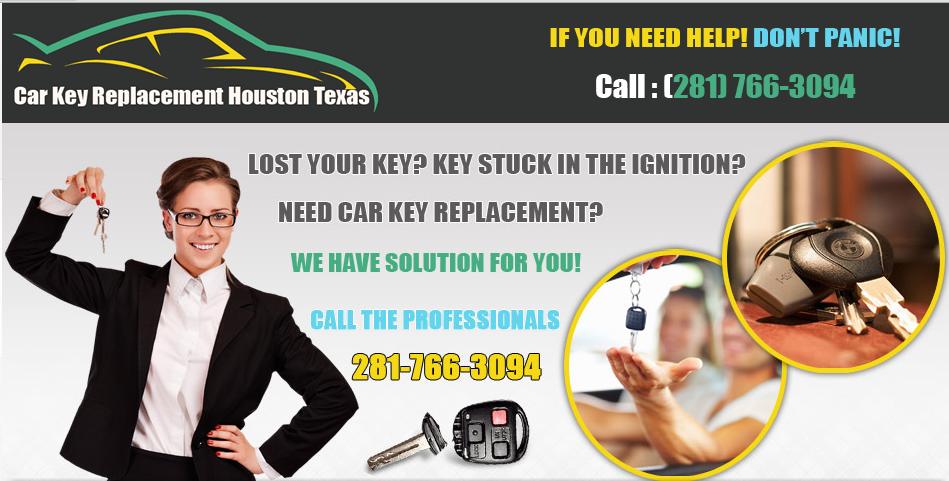 Car Key Replacement Houston Texas