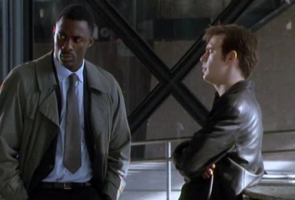 Idris Elba and Jack Davenport