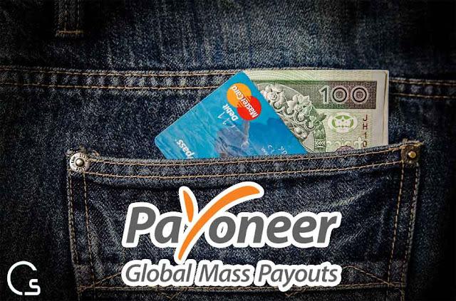 شرح كيفية شحن حسابك على Payoneer