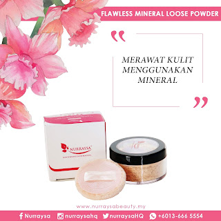 NURRAYSA LOOSE POWDER