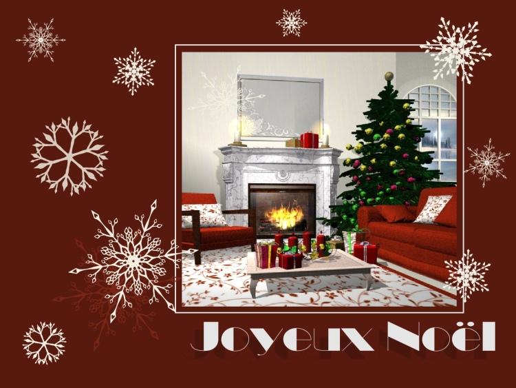 Decoration Noel Interieure