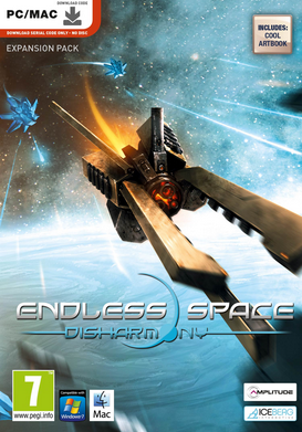 Game Endless Space Disharmony Free Download PC with crack