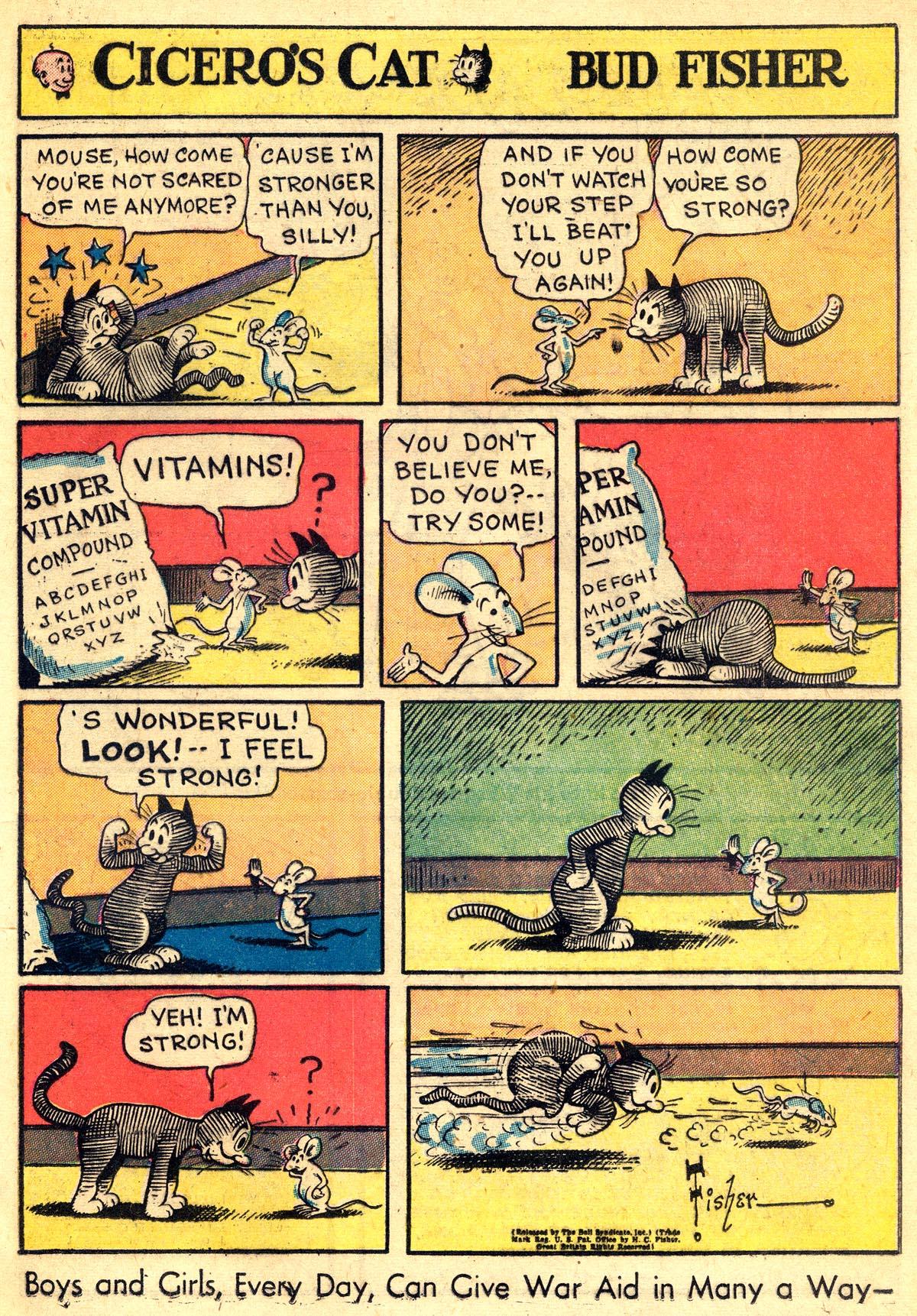 Read online All-American Comics (1939) comic -  Issue #60 - 19